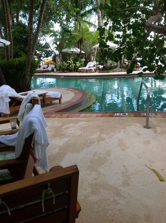 Little Palm Island Resort & Spa, A Noble House Resort : Lovely pool