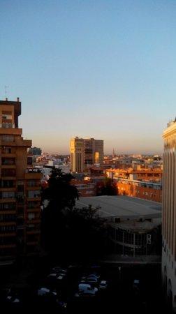 Ayre Hotel Sevilla: Vista desde la habitación