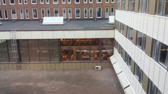 Scandic Europa Gothenburg: Utsikten från rummet