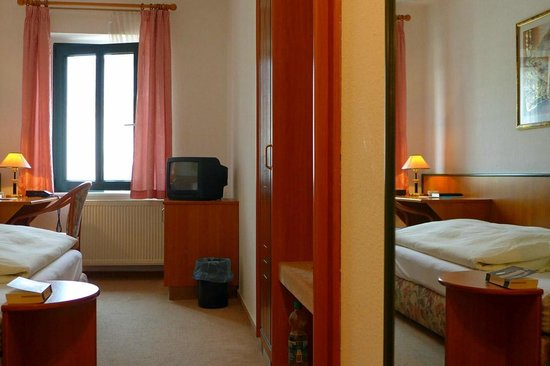 Hotel de Saxe: de Saxe - single room