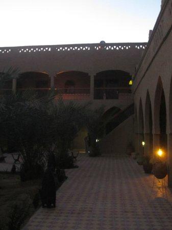 Hotel Nomad Palace : The Courtyard, Nomad Palace