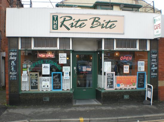 Rite Bite: Topping Street Blackpool