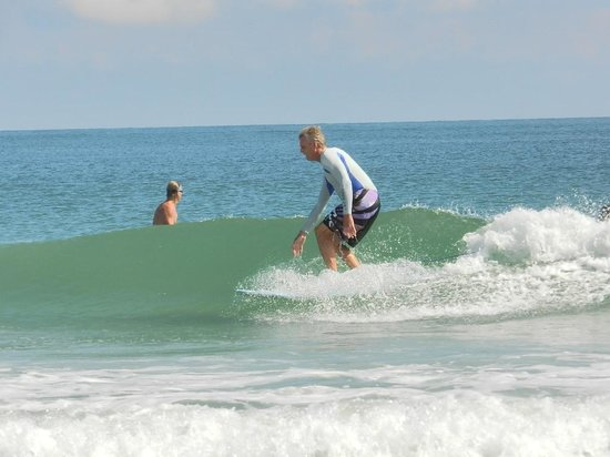 Fort Pierce Inlet State Park: Surfing for the young of heart