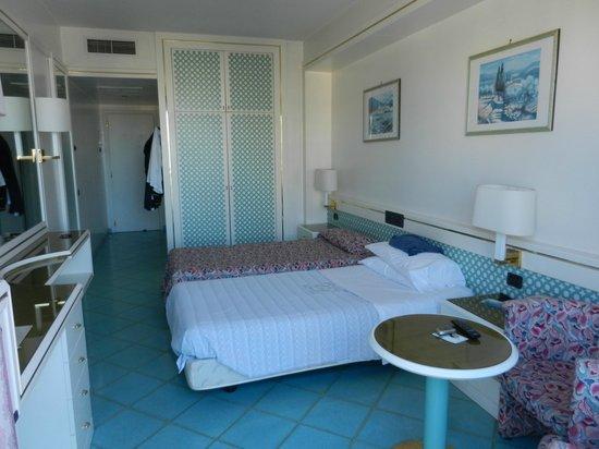 Grand Hotel Terme: camera