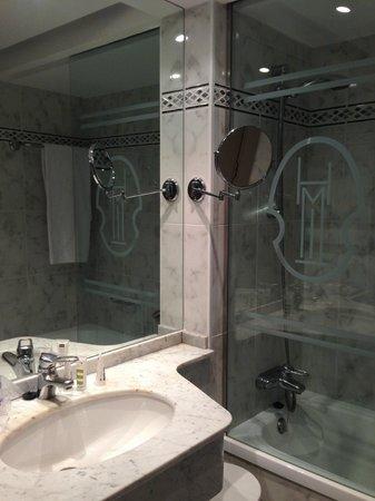 Mercure Monte Igueldo : Detalle del baño