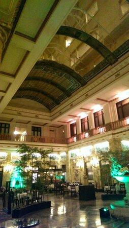 Radisson Lackawanna Station Hotel Scranton: Lobby