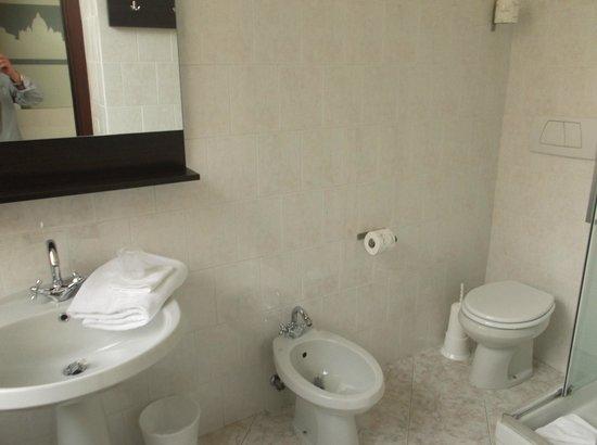 B&B Hotel Roma Trastevere: bagno