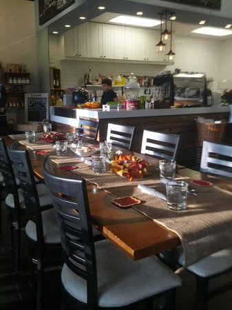 Bee's Knees Cafe : Thanksgiving
