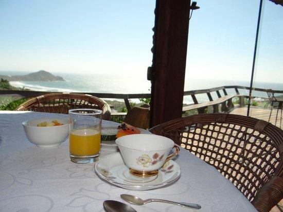 Villa Buena Vista: café da manhã excelente com vista de tirar o folego