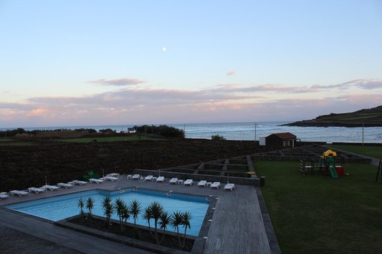 Graciosa Hotel: views from room