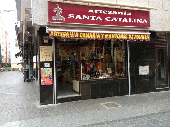Artesanía Santa Catalina