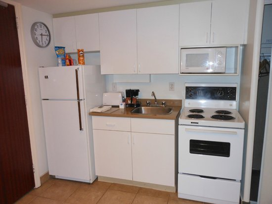 Extended Stay Canada - Ottawa : kitchen