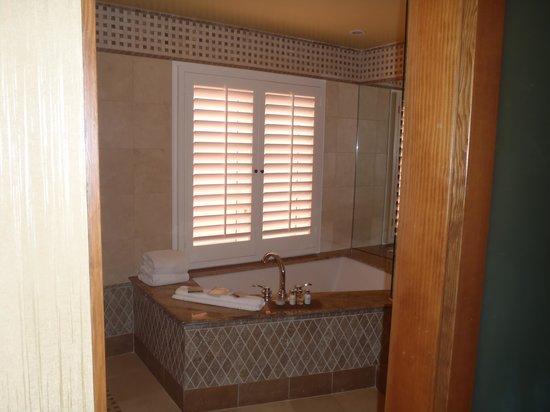 La Valencia Hotel: Bathtub