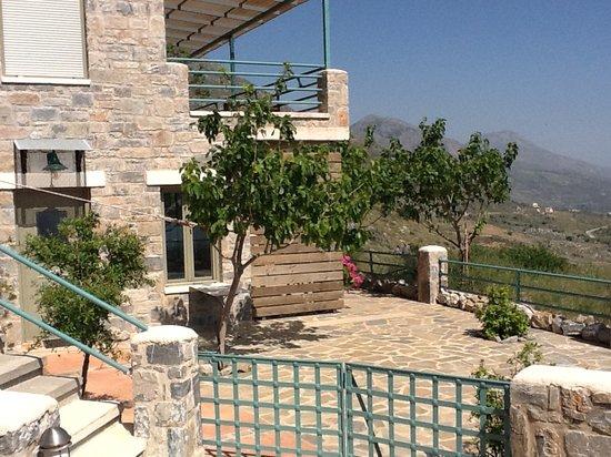 Mariou, Greece: North house