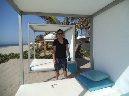 DCO Suites, Lounge & Spa: Relax total frente al mar