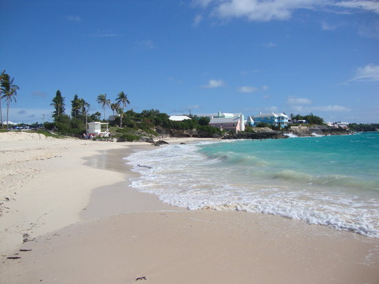 John Smith's Bay Beach: Verso l'est