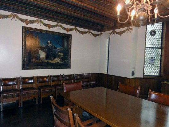 Cathedral of Learning: Polish Room