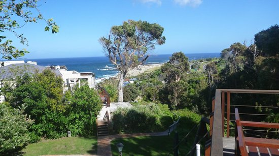 Camps Bay Retreat: View from hotel