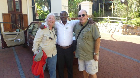 Camps Bay Retreat: Frandy with private tour guide