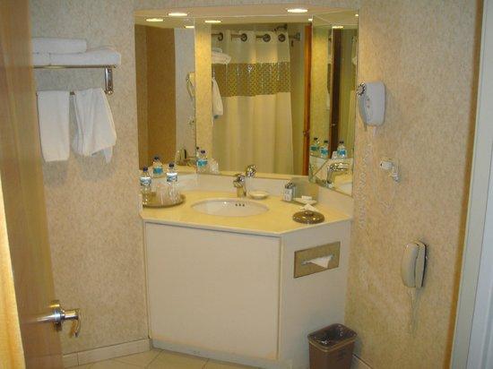 Hampton Inn by Hilton Guayaquil-Downtown : very big room