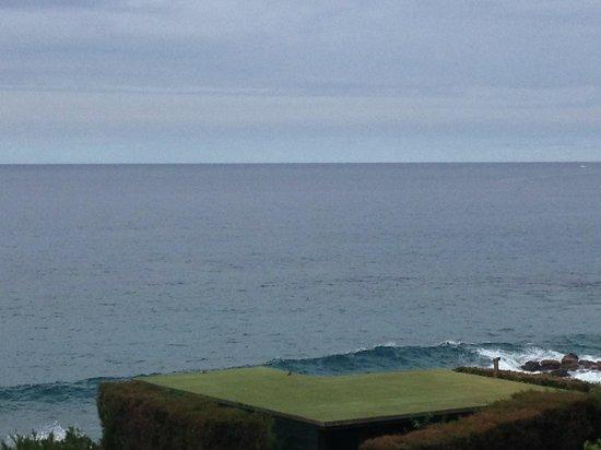 The Kapalua Villas, Maui: Ocean view from the balcony