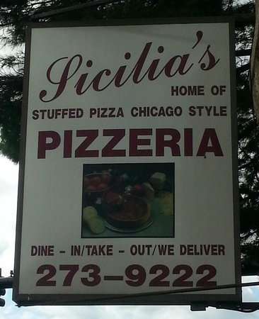 Sicilia's Pizzeria - Home of the Famous Stuffed Pizza