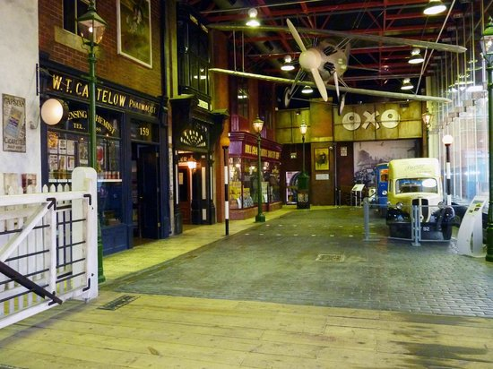 Streetlife Museum of Transport: Just one small part of this exciting museum