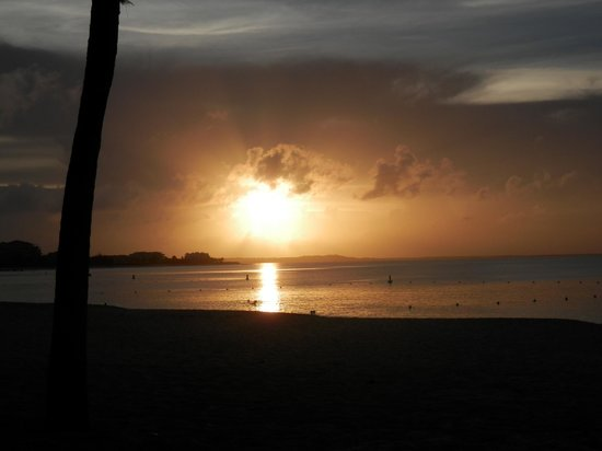 Club Med Turkoise, Turks & Caicos: best sunset ever!