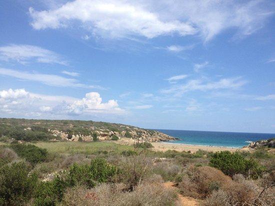 B&B San Pietro: spiaggia di calamosche