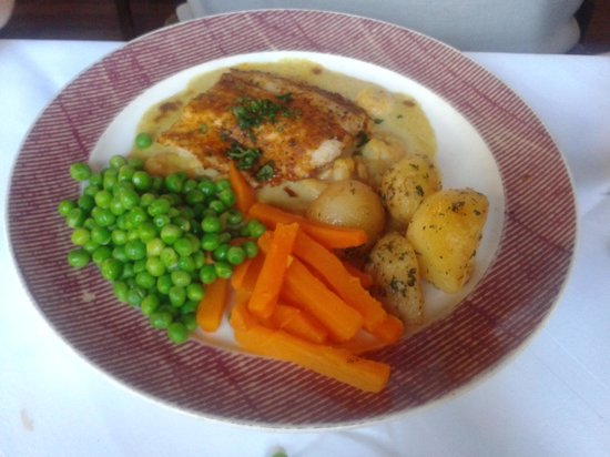 Chez La Vie: Lovely fish cooked to perfection