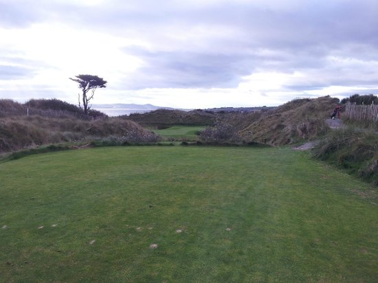 Corballis Golf Links: New par 3 6th