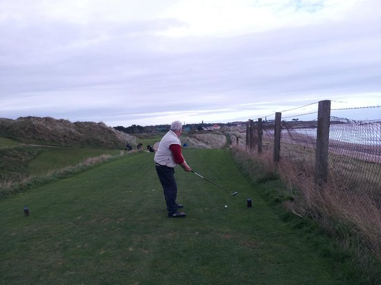 Corballis Golf Links: Par 4 14th