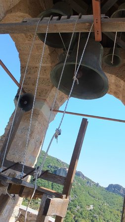 Agios Nikolaos Anapaphsas: Звонница