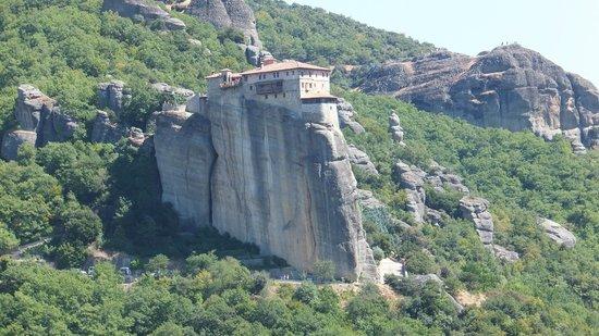 Agios Nikolaos Anapaphsas: Монастырь