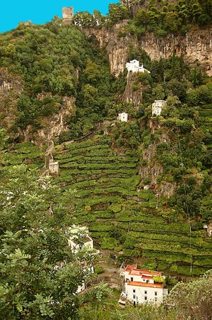 Ravello - Atrani Walk : al pie de la montaña