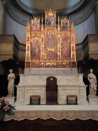 Duomo: Main altar