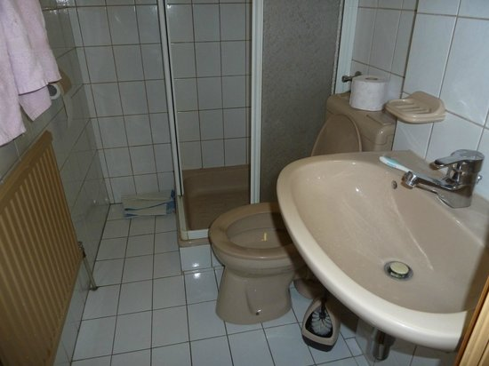 Hotel Sonnhof: Duschambiente