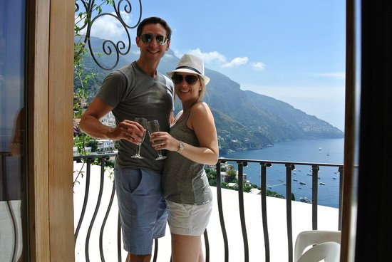 Conca d'Oro - Honeymoon Vacation