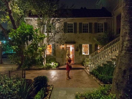 Zero George Street: The courtyard