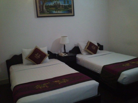 Diamond Palace Hotel: Standard Twin Room