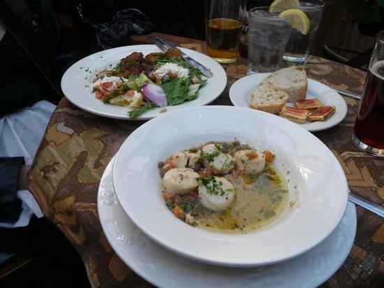 1285 Restobar: Our terrific lunch