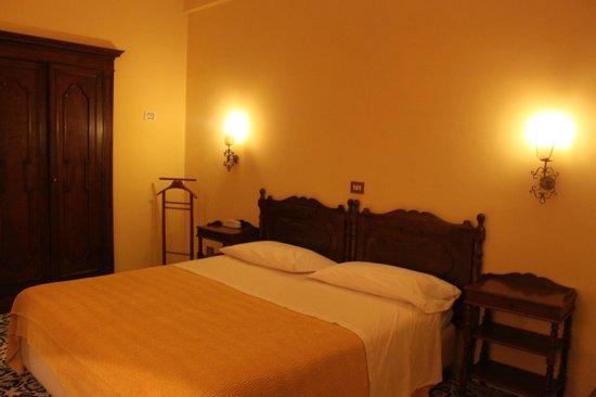 Grand Hotel Hermitage & Villa Romita: ..la camera..