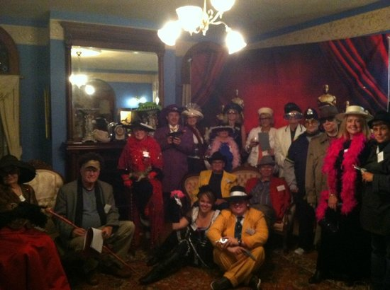Mont Rest Inn: Murder Mystery Guests and Participants