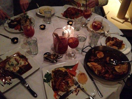 Spain Restaurant of Cranston: My boyfriend's Mother's Birthday Dinner