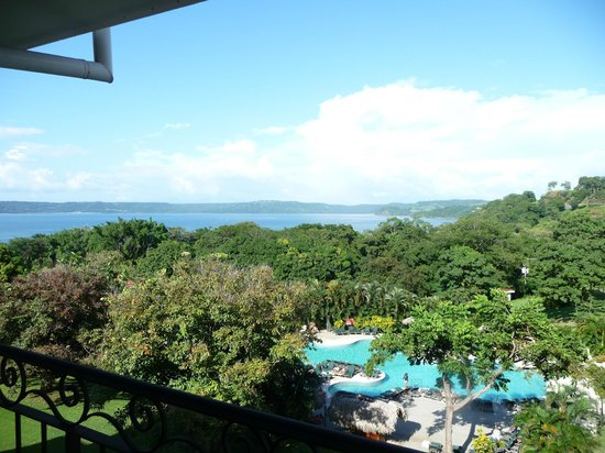 Occidental Papagayo - Adults only: View from patio