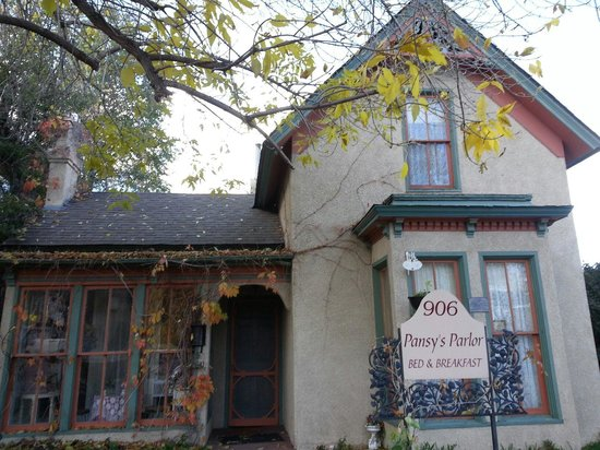 Pansy's Parlor Bed & Breakfast: Pansy Parlor