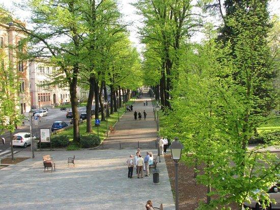 Mercure Reggio Emilia Centro Astoria: Vista