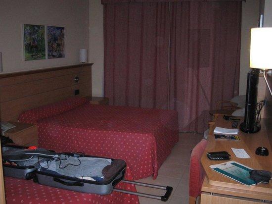 Golden Bahia de Tossa : chambres