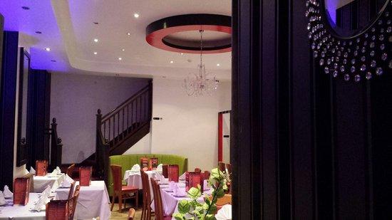 Teza: Restaurant view