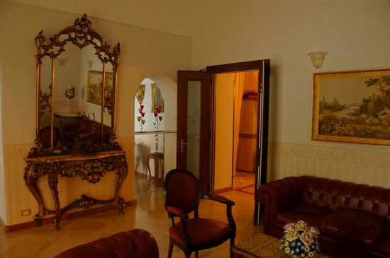 Hotel San Michele : suntuosidad